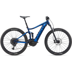Giant Stance E+ 1 Pro 29, navy blue/metallic blue